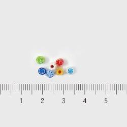 画像4: ミルフィオリ3mmTP  25g(透明系)