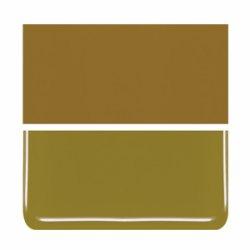 0227 ゴールデングリーン|ブルズアイガラス