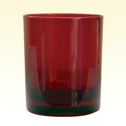 画像1: オールド(国産)銅赤/クリア