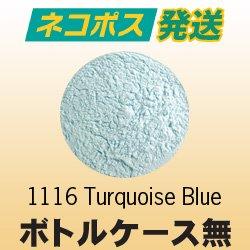 画像1: 【ケース無】パウダー50g 1116 Turquoise Blue ネコポスOK