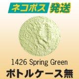【ケース無】パウダー50g 1426 Spring GreenネコポスOK