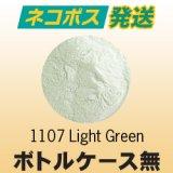 【ケース無】パウダー50g 1107 Light Green ネコポスOK
